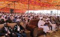 UNAMID organizes Peace conference in El Sereif, North Darfur
