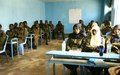 UNAMID Rule of Law launches a capacity building workshop for Sudan Prison Officers in south Darfur