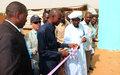 UNAMID Hands Over a Peace Centre in Abu Karinka, East Darfur