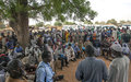 UNAMID JSR tours the Mission's sector headquarters across Darfur
