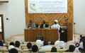 UNAMID Organizes Peaceful Co-existence Conference in El Fasher, North Darfur