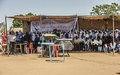 UNAMID marks UN Day with internally displaced community in North Darfur