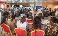 Darfur women's forum concludes in El Fasher, North Darfur