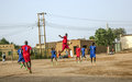 UNAMID hosts football tournament for peace in El Fasher, North Darfur