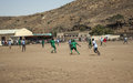 UNAMID organizes Football Tournament for Peace in Rokero, Central Darfur
