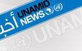 رسالة الممثل الخاص المشترك للإتحاد الإفريقي والأمم المتحدة بمناسبة حلول شهر رمضان