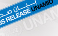 UNAMID welcomes Presidential decree pardoning members of Darfuri armed movements