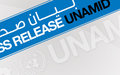 UNAMID: First phase readiness to combat and prevent spread of COVID-19