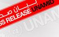 UNAMID condemns attacks in Sortony, calls for maximum restraint