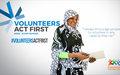 International Volunteer Day: Sumeya Zainalaabideen