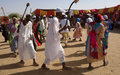 UNAMID Holds Inter-tribal Culture Festival in Zalingei, Central Darfur