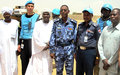 UNAMID rehabilitates Government of Sudan Police Station in Kabkabiya, North Darfur