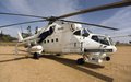 25 February 2010 - UNAMID celebrates deployment of tactical helicopters