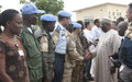 09 July 2012 - Peace, security and early recovery focus of JSR Gambari's visits to Darfur's regions