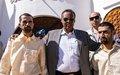 UNAMID peacekeepers released
