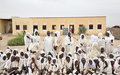 UNAMID hands over classrooms, office facilities to Shangil Tobaya Basic School for Girls
