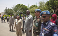 UNAMID hands over furniture, office equipment for native administration in North Darfur