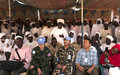 UNAMID Civil Affairs Supports Peaceful Coexistence between Farmers and Herders in North Darfur