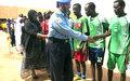 UNAMID Organizes Social Week at Shallah Federal Prison, North Darfur