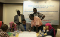 UNAMID Supports Universal Periodic Review Mechanism Workshop in Khartoum