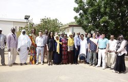 UNAMID Protection of Civilians Section, annual retreat held at the Mission's Logistic Base in El Fasher., North Darfur from 29-30 July, 2019.