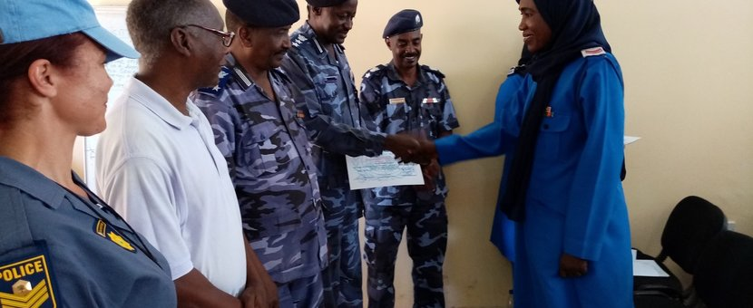 UNAMID | United Nations - African Union Hybrid Operation in